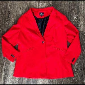 Worthington Red Blazer